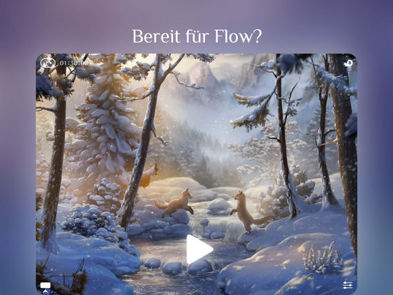 Flowing ~ Meditation & Achtsamkeit Screenshot