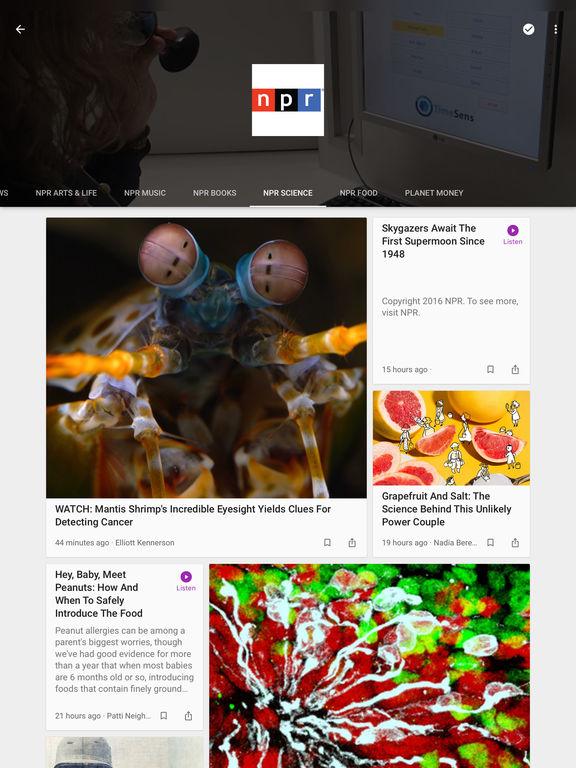 Google Play Kiosk Screenshot