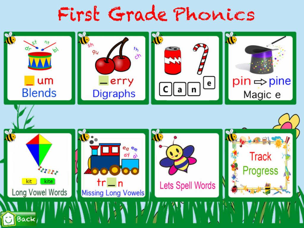 App Shopper Montessori First Grade Phonics Program With