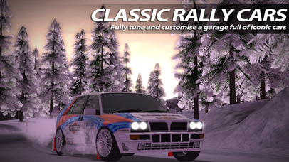 Screenshot do app Rush Rally 2