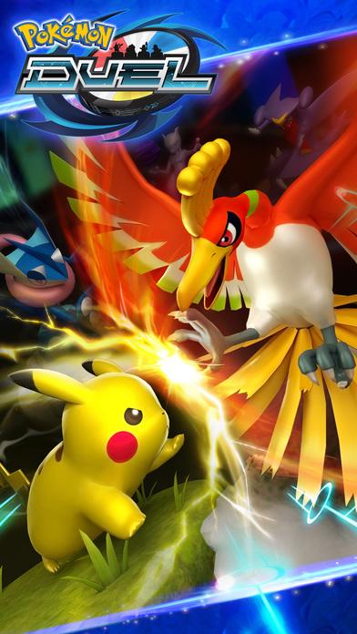 Screenshot do app Pokémon Duel