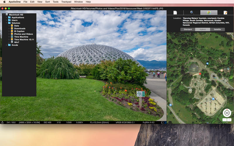 ApolloOne 2.1.3 Mac 破解版 - 优秀的图片浏览工具