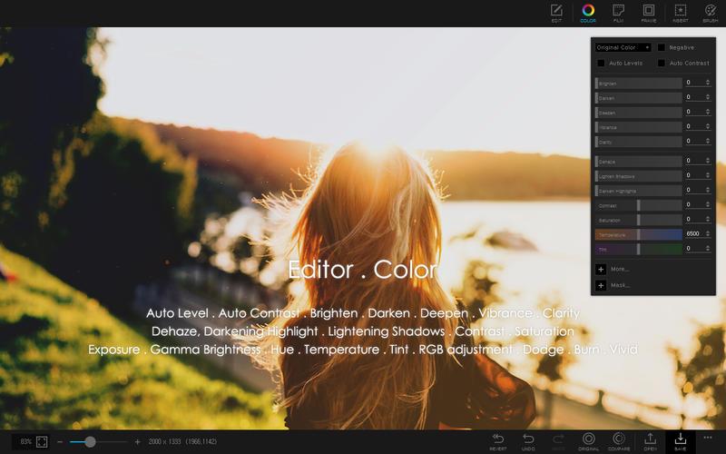 像景美 PhotoScape X Pro for Mac 4.1.1 破解版 - 强大易用的多功能照片编辑工具