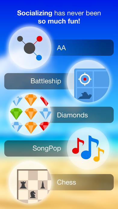 Sociable - Meet New People, Play Games, Chat Screenshot