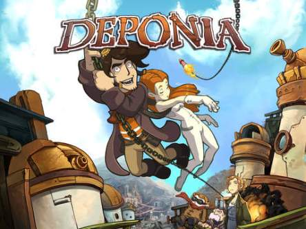 Deponia IPA For IPhoneiPadiPod Touch - Minecraft story mode spieletipps