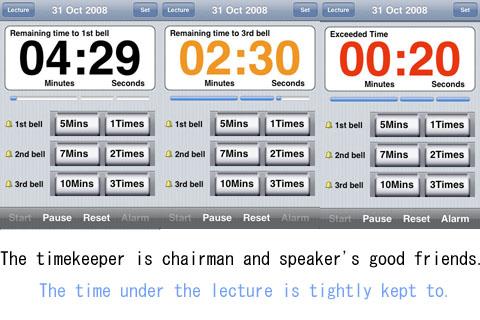タイムキーパー (TimeKeeper)