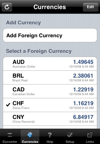 ACTCurrency ★ Universal Currency Converter