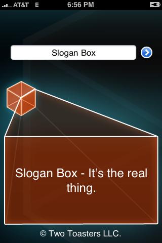SloganBox