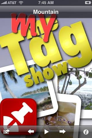 My Tag Show