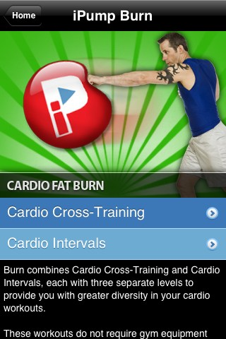 iPump Fat Burn