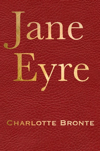 Jane Eyre by Charlotte Bronte; ebook