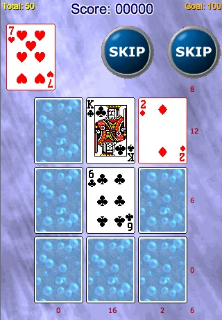Blackjack Solitaire (FREE)