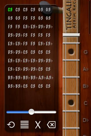 Tingalin - Amazing fun guitar like music app