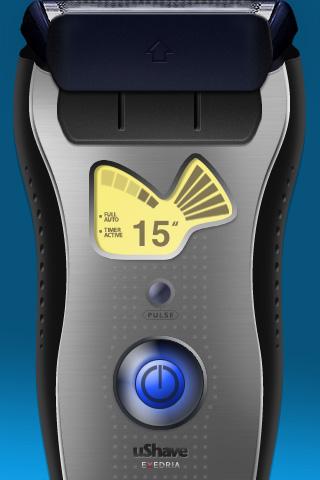 uShave - Virtual Electric Shaver