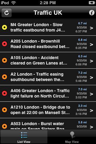 Traffic UK