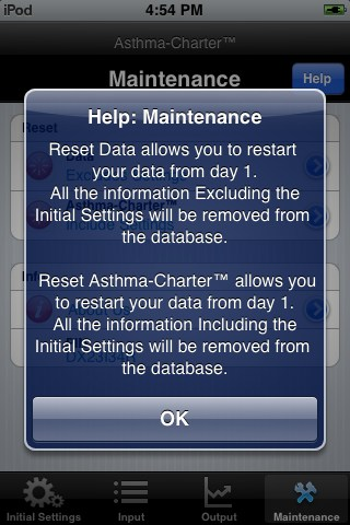 Asthma-Charter