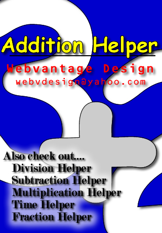 Addition Helper