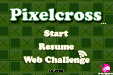 PixelCross