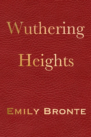 Wuthering Heights by Emily Bronte; ebook