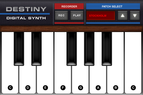 Destiny - Digital Synth