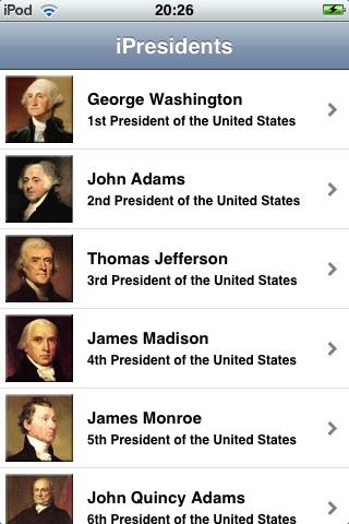 iPresidents
