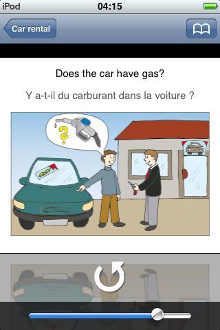 Jourist Visual PhraseBook French
