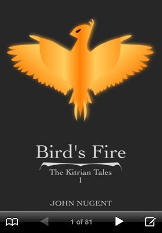 Legends: Bird's Fire (Kitrian 1)