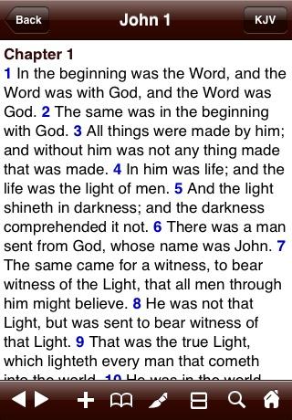 Acro Bible KJV