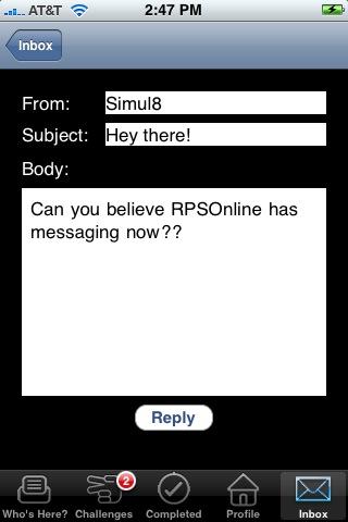 RPSOnline