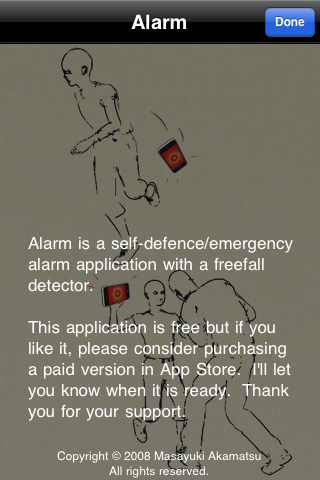 Alarm Free