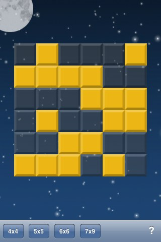 Lights Off Puzzle