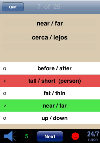 Spanish 3 - Descriptive Words