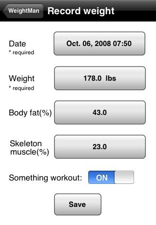 WeightMan