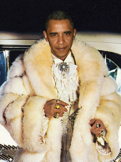 """""""Fabulous Obama"""" by Andy Andy Andy"""