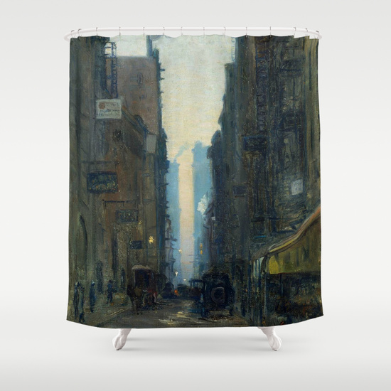 Shower Curtains Of Nyc