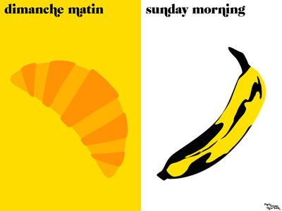 le matin Art Print