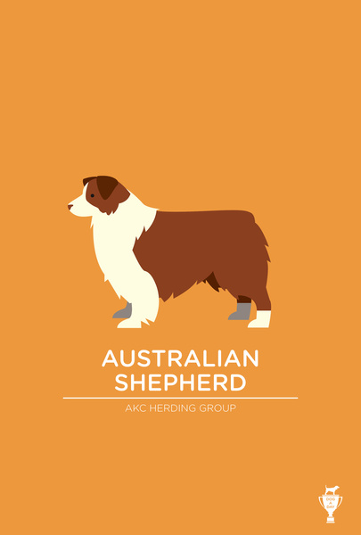 Shepherd Australian Print