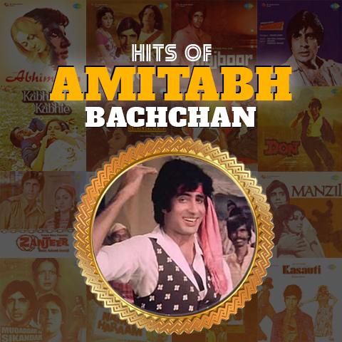 hit songs of amitabh bachchan jukebox video playlist listen indian songs online free