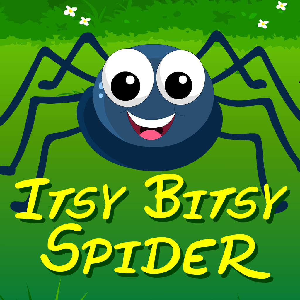 Itsy Bitsy Spider Songs For Kids Per Internet Design Zone