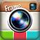InstaFrame - 無料 写真 コラージュ + フォトフレーム + 画像 編集 for Instagram,Twitter and Facebook