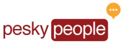 pesky people logo