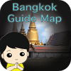 Panus Tantikornphan - BKK Guide Map artwork