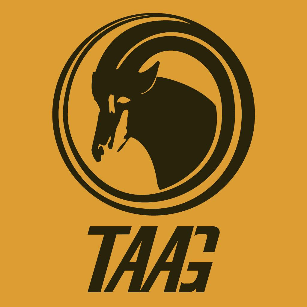 Resultado de imagen para TAAG Angolan airlines logo