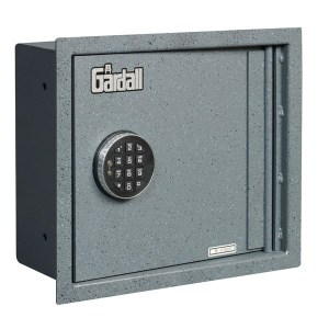 Gardall Flush Mounted Wall Safe