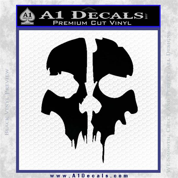 Here Be Porpoises Call Of Duty Ghosts: Call Of Duty Ghosts Decal » A1 Decals