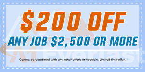 $200 Off Chimney Contractor