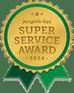 a1garage-super-service-award