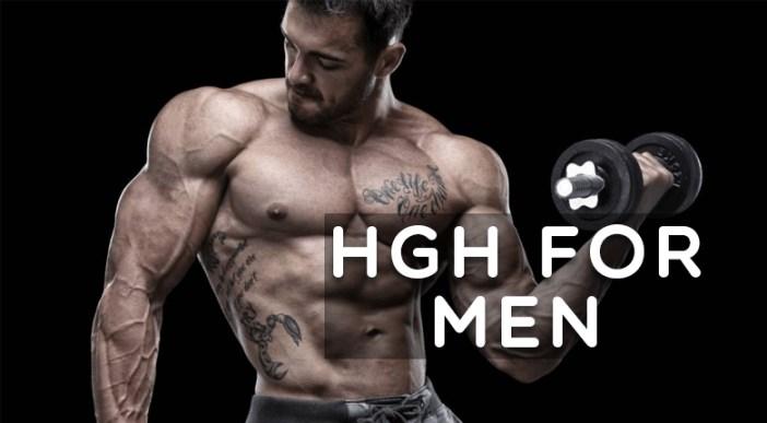 HGH For Men