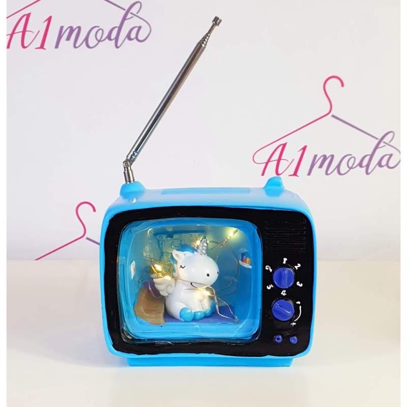 تلفزيون دمية