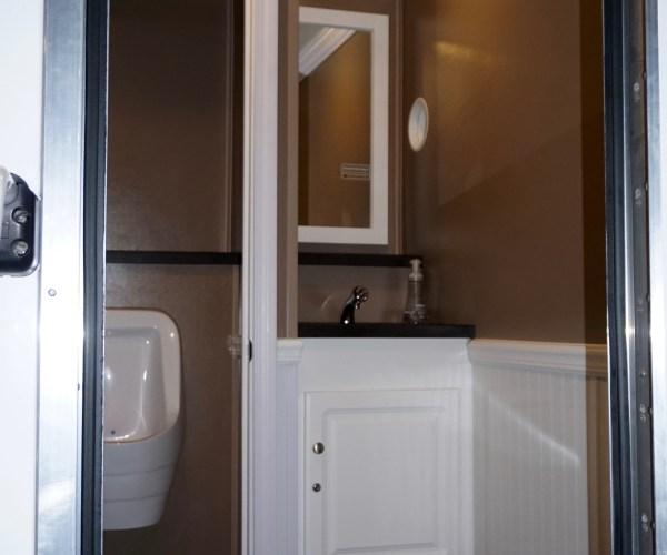 Elegant Restroom Trailer Rentals DE, MD, PA